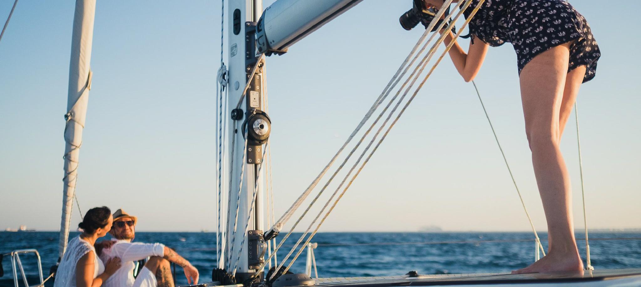 Salidas en velero
