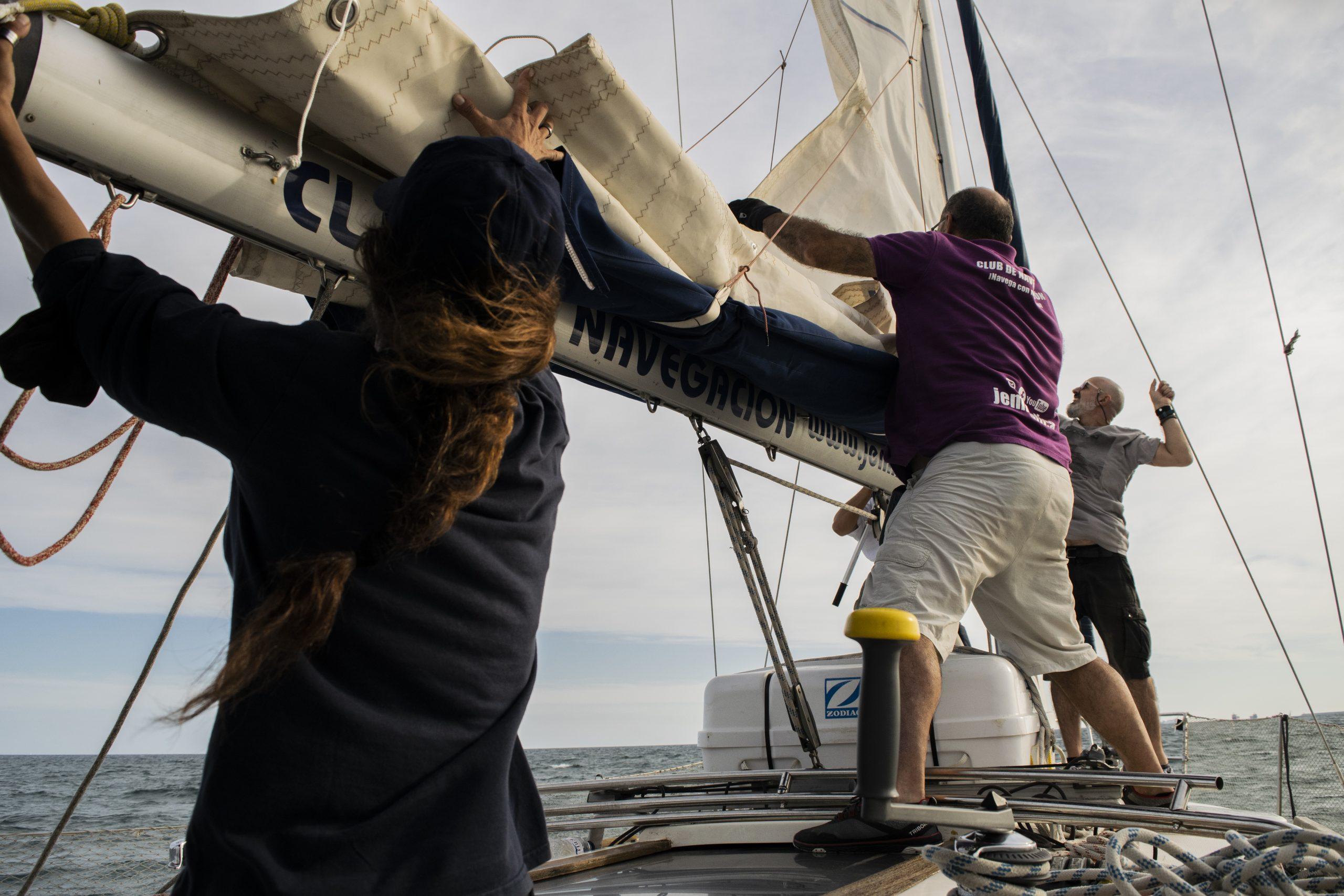 Club de navegación en Barcelona
